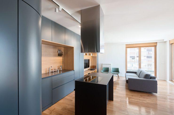 Niche apartment